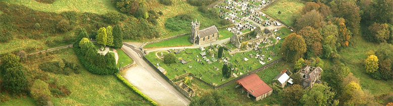 St Gobnait's Shrine, Ballyvourney, Co Cork